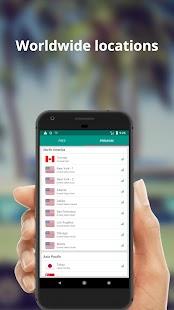 Surf VPN - Best Free Unlimited Proxy Screenshot