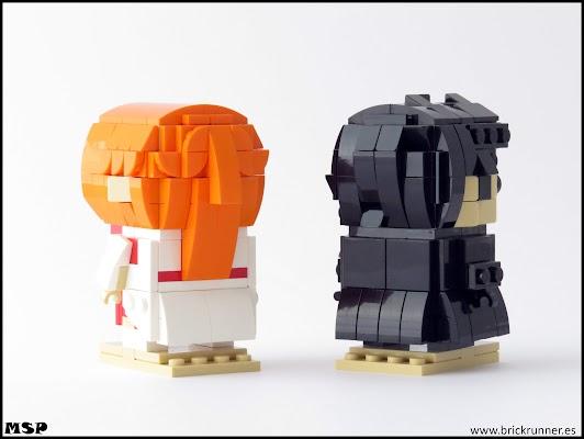 Asuna & Kirito (Back)