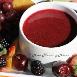 Mixed Berry Coulis.