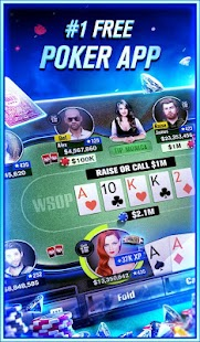 World Series of Poker – WSOP Free Texas Holdem- screenshot thumbnail