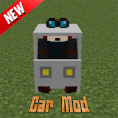 NEW Car Mod FOR MCPE