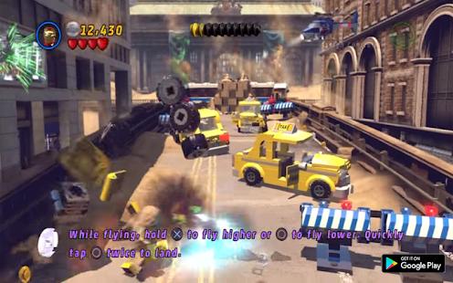 Guide for LEGO Marvel Superhero - náhled