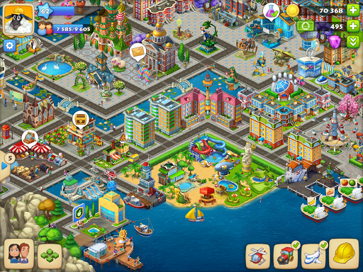 Township game (apk) free download for Android/PC/Windows screenshot
