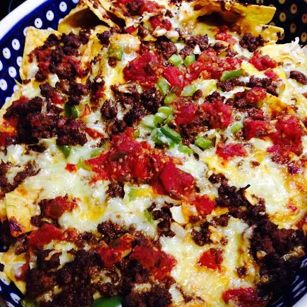 Mexican Nacho Pizza Recipe
