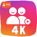 Get 4K Followers -- followers& Likes for Instagram icon