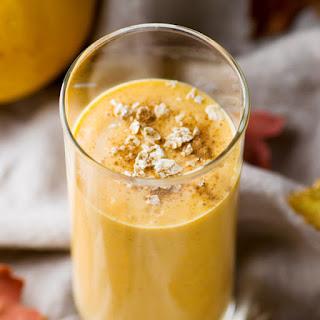 Pumpkin Spice Smoothie Recipes