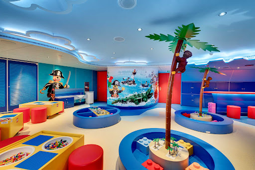 msc-seaside-Junior-Club-Lego.jpg - Little ones can put their building skills to the test at at Junior Club Lego aboard MSC Seaside.
