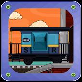 Room Escape: train station