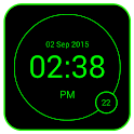 New LED Digital Clock LiveWP icon