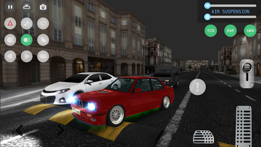 E30 Drift and Modified Simulator android2mod screenshots 7