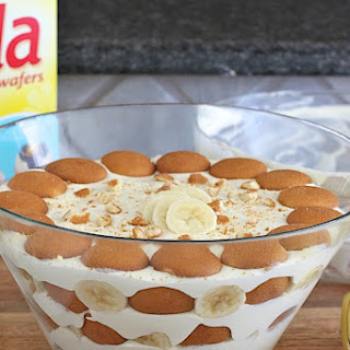Banana Pudding .