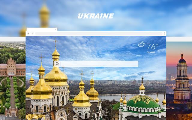 Ukraine HD Europe Wallpapers New Tab