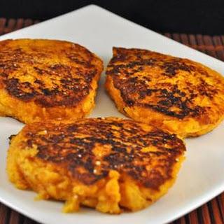 Baked Sweet Potato Patties Recipes.