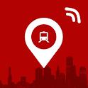 CityTransit - NYC, CTA, Muni Nextbus Metro Tracker icon