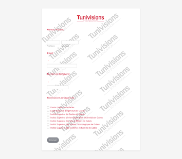 Download Tunivisions Notifications For PC Windows and Mac apk screenshot 1