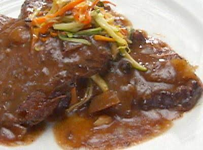 Slow 'n' Easy Sauerbraten
