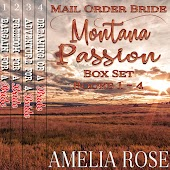 Mail Order Bride: Montana Passion Box Set