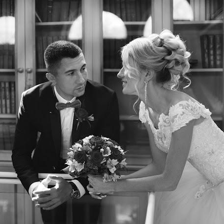 Wedding photographer Aleksandra Mukhotina (muhotina). Photo of 05.01.2018