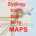 SydneyMetro Map icon