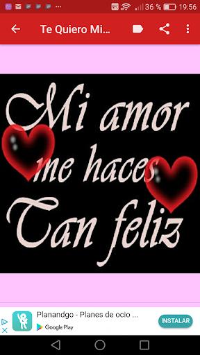 Te Quiero Mucho Mi Amor image | 18