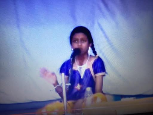 Sahithi Classical Singing