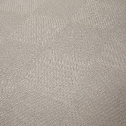 Tjockt linne med struktur