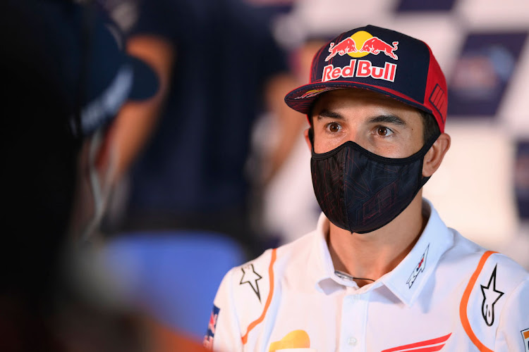 Marc Marquez will miss the opening two rounds of the 2021 MotoGP championship.