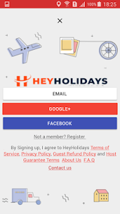 HeyHolidays- screenshot thumbnail