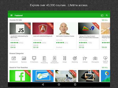 Udemy Online Courses Screenshot 6