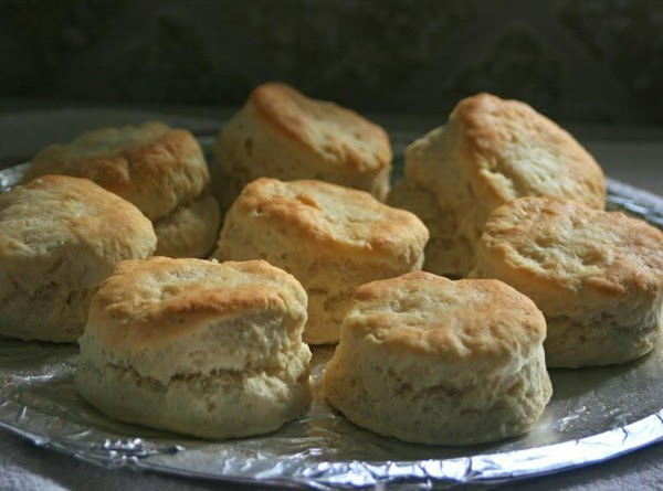 Tender Homemade Sour Cream Biscuits (no-fail Recipe)