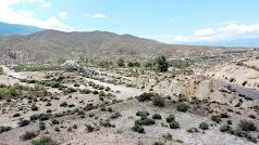 El yacimiento de Terrera Ventura en Tabernas.