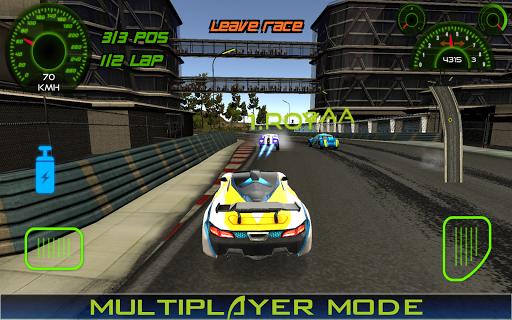 Hyper Car Racing Multiplayer:Super car racing game screenshots 14