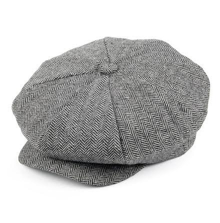 Big Apple Cap,  grå