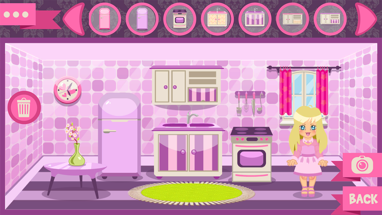 Dollhouse design room designer android apps on google play for Room design game app
