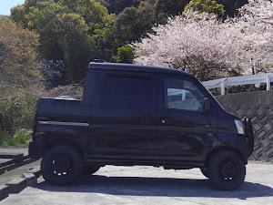 ハイゼットデッキバン  G 4WD のカスタム事例画像 純正バンパー改さんの2020年05月09日21:21の投稿