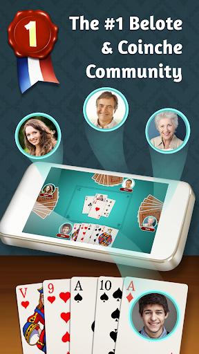 Belote.com - Free Belote Game  gameplay | by HackJr.Pw 2