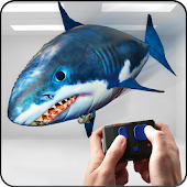 RC Flying Shark Simulator Game Virtual Toy Fun Sim