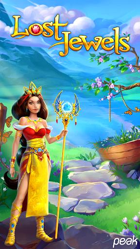 Lost Jewels - Match 3 Puzzle 2.125 screenshots 7