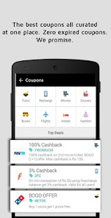 Flights, Shop, Deals & Cabs- screenshot thumbnail
