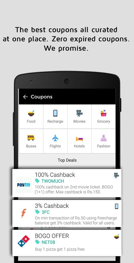 Flights, Shop, Deals & Cabs- screenshot