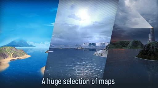 Naval Armada: Fleet Battle apkdebit screenshots 4