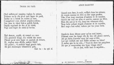 Photo: 17 Ange Gardien VIS (Mihai Eminescu) - recita Adrian Pintea http://youtu.be/6z8f31T4_bQ