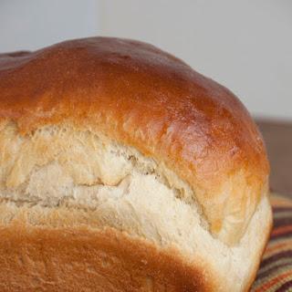 Honey Buttermilk Bread.