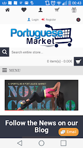Portuguese Market screenshot 0