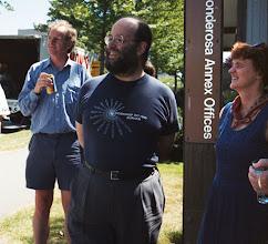 Photo: Tom Nicol, Jon Nightingale, and Susan G. Mair