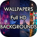 Wallpapers Full HD Backgrounds icon