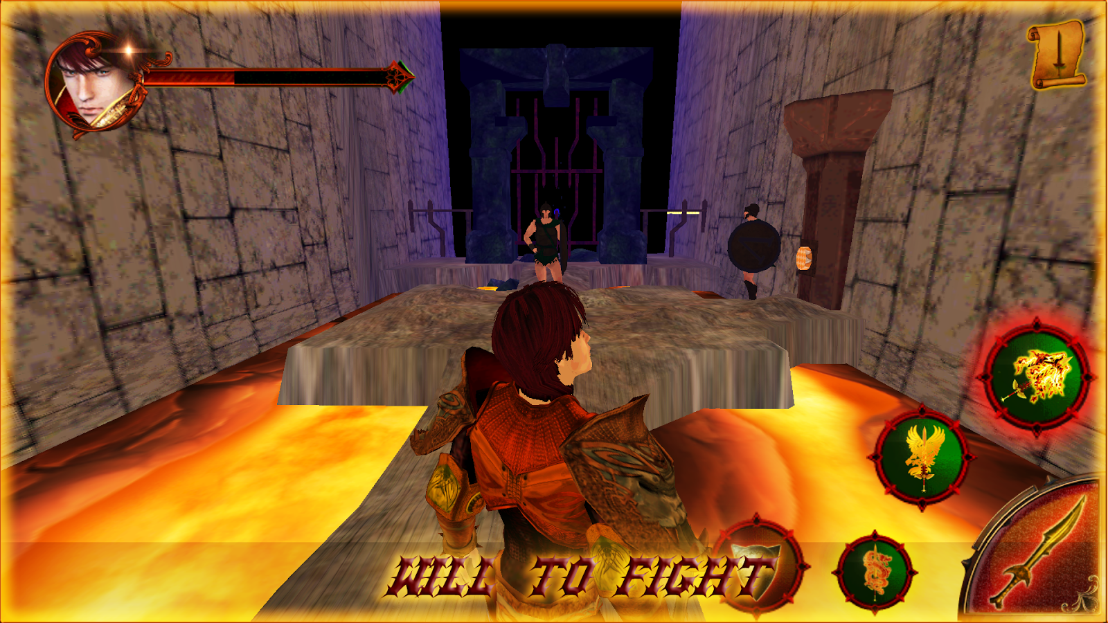 The Last Hero :Achilles- screenshot