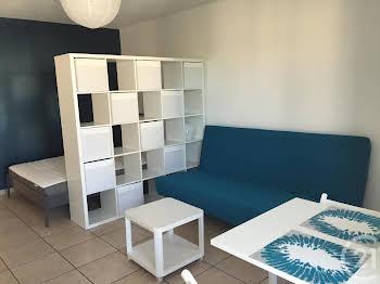 Studio meublé 29,92 m2