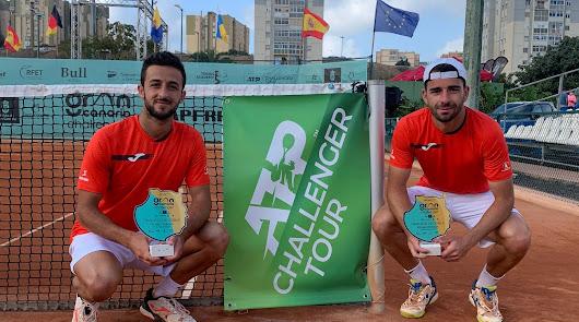 Javi Barranco alcanza su primera final del año en el ATP