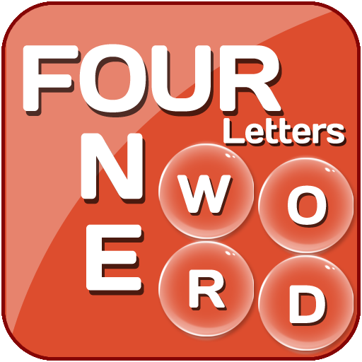 Four Letters Word - One 拼字 LOGO-玩APPs